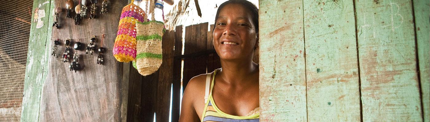 minga peru iquitos community